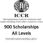 Full ICCR Scholarships for Foreign Nationals